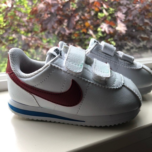 online retailer 459f9 f40b3 Nike Cortez baby shoes size 6